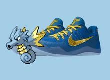 Hãng Nike tung bộ sưu tập giày Pokemon, khuyến khích game thủ đi bộ
