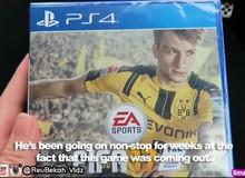 Đắng lòng khi FIFA 17 vừa ra mắt, game thủ bị bạn gái tặng đĩa FIFA 16