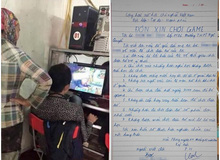 Game thủ Liên Minh Huyền Thoại viết đơn xin chơi game để thoải mái leo rank không sợ bố mẹ gank