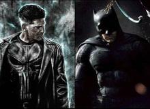 The Punisher tuyên bố Người Dơi không phải đối thủ của mình