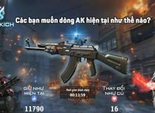 """Cộng đồng Xuất Kích """"sục sôi"""" vì AK-47 bị nerf quá mạnh tay"""