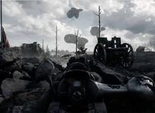Kinh ngạc: Bản mod Battlefield 1 trông chẳng khác gì phim tài liệu chiến tranh
