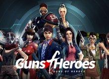 Xứ Hàn đánh tiếng game bắn súng thực tế ảo Guns of Heroes