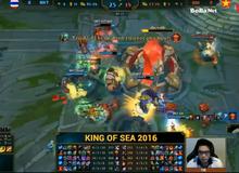 King of SEA: Thi đấu quả cảm, Boba Marines vẫn thất bại trước Bangkok Titans ở ván định mệnh