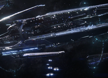 Mass Effect: Andromeda xuất hiện với đồ họa tuyệt vời