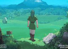 """Choáng với trailer """"The Legend of Zelda"""" theo phong cách hoạt hình Ghibli"""