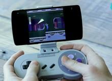 Đây là cách để chơi game SNES ngay trên điện thoại