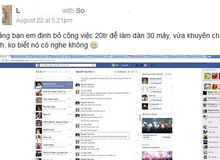 Anh chàng lương 20 triệu định bỏ việc mở quán net tại Việt Nam bị phản đối kịch liệt