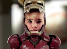 Phiên bản Iron Man 'trẻ con' dễ thương lạc lối
