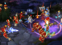 Crush Online - Game MOBA chiến tranh rục rịch ra mắt ngay trong mùa hè này