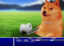 Khi nhân vật chính của Final Fantasy là... một chú chó
