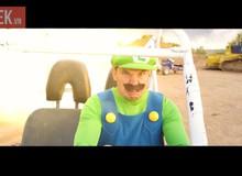 Sự khủng khiếp của Luigi - em trai 'nhút nhát' của Mario khi nổi giận