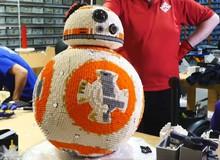 Cách 'xếp hình' ra robot trong Star Wars cực chất