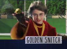 Hướng dẫn làm bóng vàng phù thuỷ trong Harry Potter