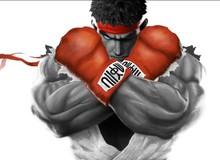 Kinh ngạc trước game thủ vẽ hình nhân vật Ryu đẹp như thật bằng... Excel
