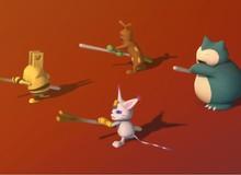 """Chết hài với việc luyện Pokemon phiên bản """"lầy lội"""""""