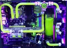 Phong trào độ case máy tính, tản nhiệt nước được lên truyền hình VTC