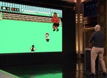 Mike Tyson 'ăn hành' bởi... chính mình trong game