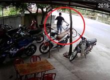 Thanh niên hack xe đạp ngoài quán net trong chưa đầy 1 phút