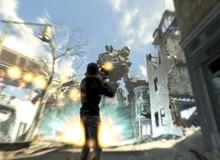 Khi siêu anh hùng QuickSilver 'lượn lờ' trong game Fallout 4