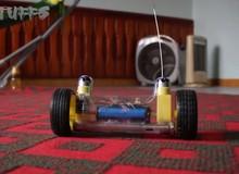 Hướng dẫn chế tạo chiếc xe tự cân bằng độc đáo