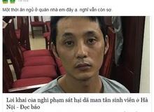 Chủ quán net tại Hà Nội phát hoảng vì kẻ giết người từng chơi ở chỗ mình