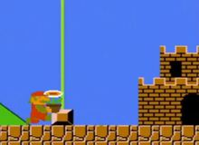 Phiên bản Mario khiến game thủ tức phọt máu