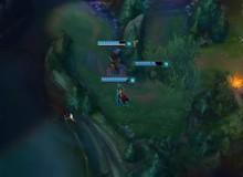 Bug Liên Minh Huyền Thoại giúp Vayne nhào lộn qua sông thật tài tình