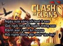 Rơi lệ với bài thơ của game thủ Clash of Clans Việt bị khóa acc