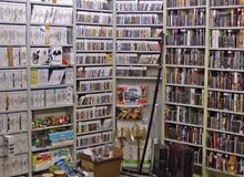Căn phòng chứa 12.000 trò chơi - thiên đường của game thủ là đây chứ đâu