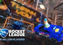 Game đua xe đá bóng Rocket League đạt mốc không tưởng 20 triệu người chơi