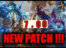 DOTA 2 Heroes Changelog Update 7.00 (Phần Cuối)