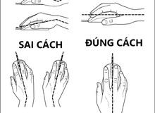Cách cầm chuột gõ phím chính xác, giúp tay bạn không còn mỏi và đau