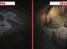 Chơi Diablo I trong Diablo III: không ấn tượng như chúng ta nghĩ