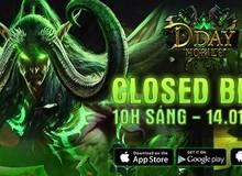 DDay Mobile ra mắt game thủ Việt vào ngày mai, tặng Giftcode