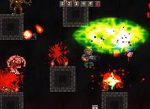 Mini Doom: Trải nghiệm huyền thoại bắn súng dưới dạng 2D hoàn toàn miễn phí