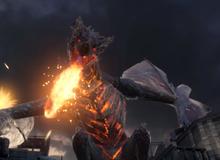 Bất ngờ khi trong Call of Duty xuất hiện cả... rồng lửa