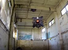 Mô hình drone Half Life 2 khiến người xem rùng mình vì quá đẹp và thật