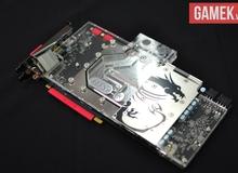 Chân dung MSI GTX 1080 Seahawk EK - Card đồ họa chỉ dùng tản nhiệt nước