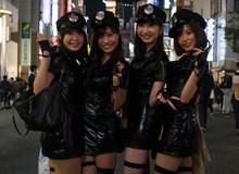 Tuyển tập ảnh cosplay thú vị để đón Halloween chỉ có ở Nhật Bản