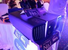 BenQ ra mắt máy chiếu W11000 tại Việt Nam, có khả năng biến nhà bạn thành rạp chiếu phim cao cấp