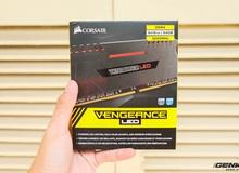 Trên tay kit RAM VENGEANCE LED 64GB DDR4 của Corsair: Giới hạn của hệ thống máy tính cá nhân là đây!