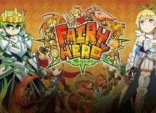 Fairy Hero - Biến thể dị của game bắn súng cổ điển Raiden