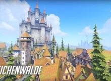 Bản đồ mới nhất Overwatch là Eichenwalde, một lâu đài ở Đức