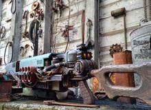 Chiêm ngưỡng mô hình súng Fallout 4 còn đẹp hơn trong game
