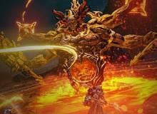 Game võ hiệp bom tấn Thiên Dụ đã ra mắt trang chủ tiếng Anh, sắp mở cửa thử nghiệm
