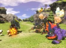 """Phiên bản """"chibi"""" của Final Fantasy XV chính thức được phát hành"""