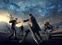 Bom tấn Final Fantasy XV sẽ được kích hoạt trong 24h nữa, tuy nhiên các bạn đã có thể tải game ngay từ bây giờ