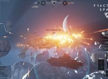 Game không gian bom tấn Fractured Space chính thức mở cửa miễn phí