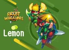 Game 'hoa quả' siêu dị Fruit Warriors mở cửa vào ngày mai, game thủ Việt có thể chơi ngay